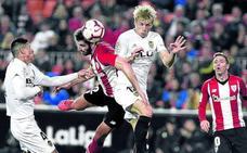 El Athletic no encuentra solución a la falta de gol