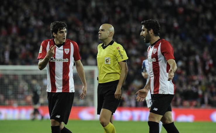 Athletic-Espanyol, en imágenes