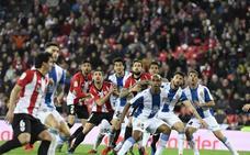 El uno a uno del Athletic - Espanyol