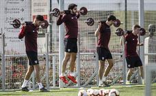 Garitano prepara al Athletic para hacer frente al equipo más rocoso del mundo