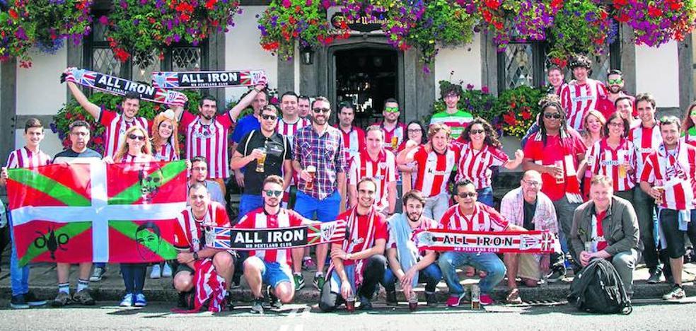 Los ingleses del Athletic cumplen años