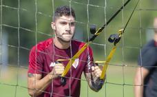 «Siempre que esté en el Athletic daré el máximo juegue o no juegue», promete Unai Núñez