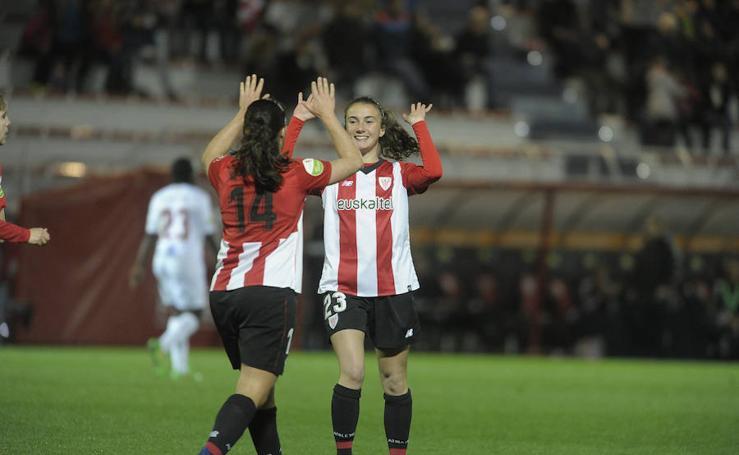 Las mejores imágenes del Athletic- Logroño
