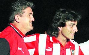 «Es inolvidable que San Mamés te aplauda», dice Paulo Futre
