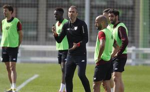 «Esperamos al mejor Atlético, pero nosotros no cambiaremos nuestra idea»