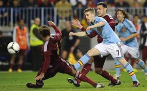 «Muniain tiene magia en sus piernas», dice Luis Enrique