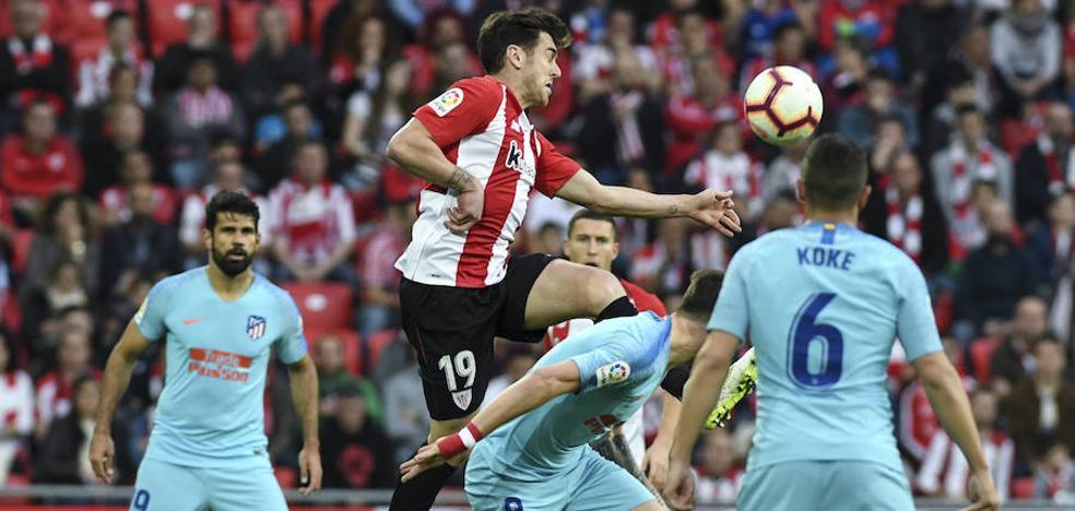 El resumen en vídeo y los goles del Athletic-Atlético