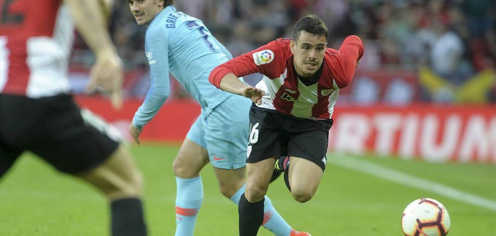 El uno a uno del Athletic - Atlético de Madrid