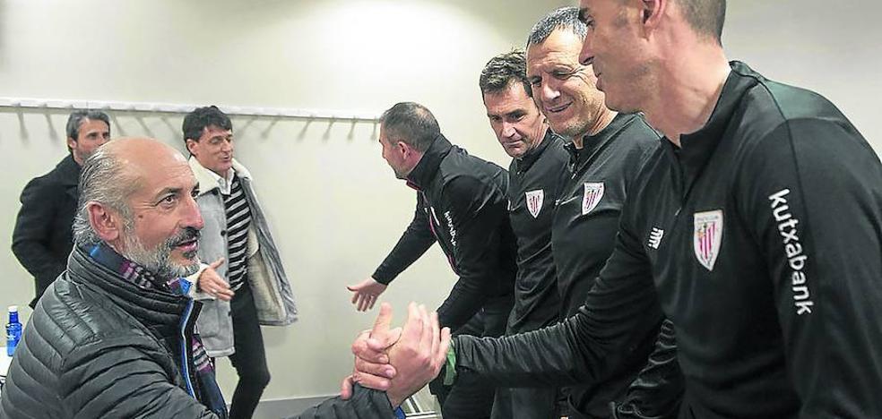 El Athletic ya negocia con Garitano