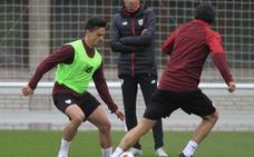 Una lesión muscular impide a Ganea jugar con Rumanía