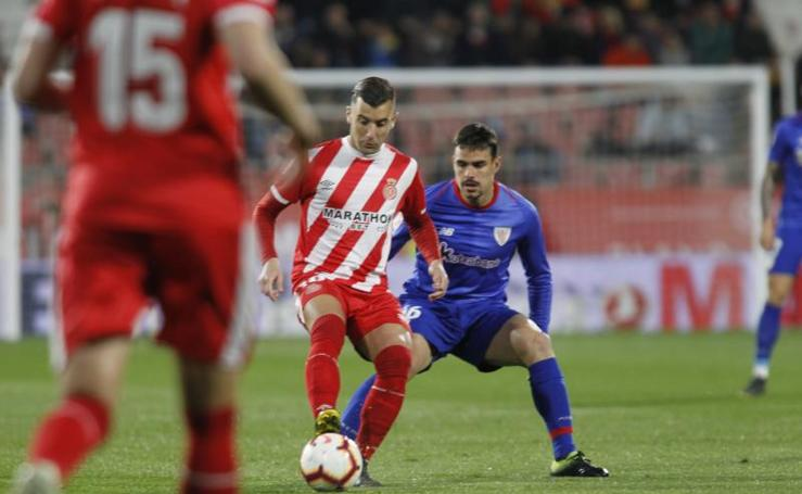 Las mejores imágenes del Girona- Athletic