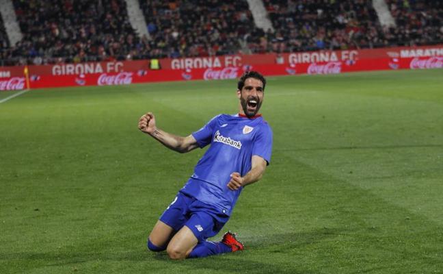 El uno a uno del Girona - Athletic