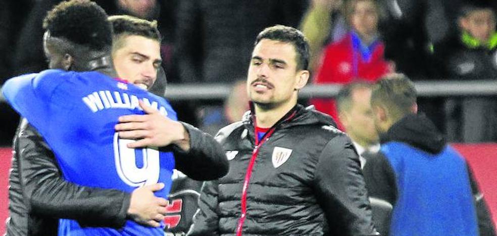 Preocupación por la lesión de Dani García, pieza clave para Garitano