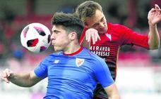 El Alavés se suma al interés del Eibar por Gaizka Larrazabal
