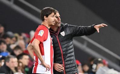 Garitano: «Si un penalti ha sido, el otro también»