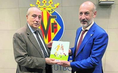Los presidentes del Santutxu, Danok Bat y Padura arremeten contra el Villarreal: «Se llevó canteranos sin avisarnos»