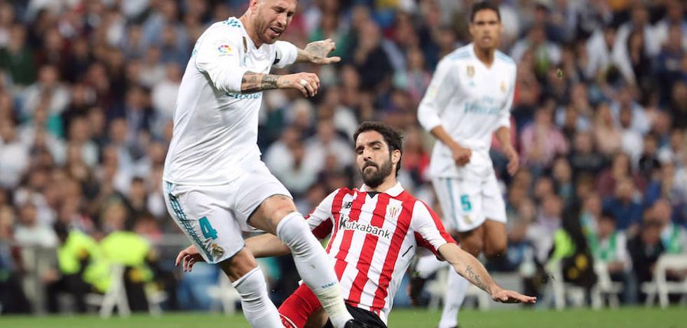Los socios dispondrán de 608 entradas para ver al Athletic en el Bernabéu