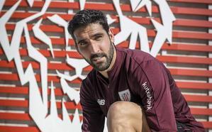 Raúl García: «Me gusta jugar cerca del área»