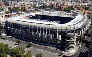 Asaltar el Bernabéu