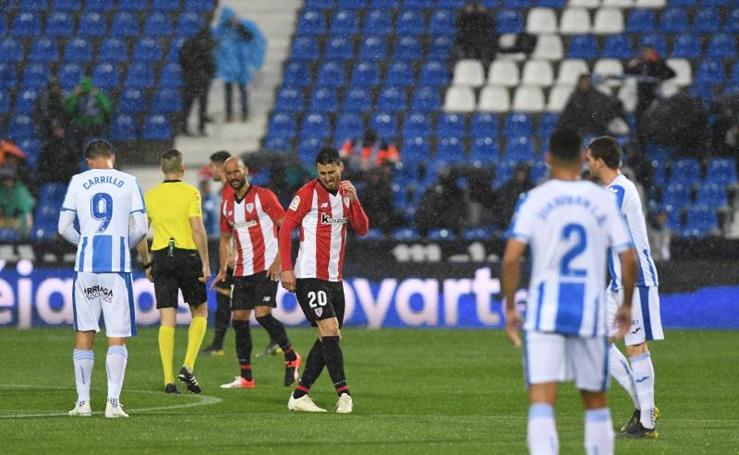 Leganés - Athletic