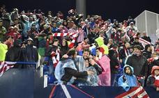 Las mejores imágenes del partido