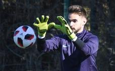 El Athletic ficha a Jokin Ezkieta, portero del filial del Barcelona