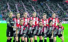 El nuevo modelo de competición refuerza la apuesta del Athletic por el fútbol femenino