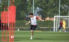 Ibai: «Firmo ganar los tres partidos que quedan como en Leganés, 1-0 sea como sea»
