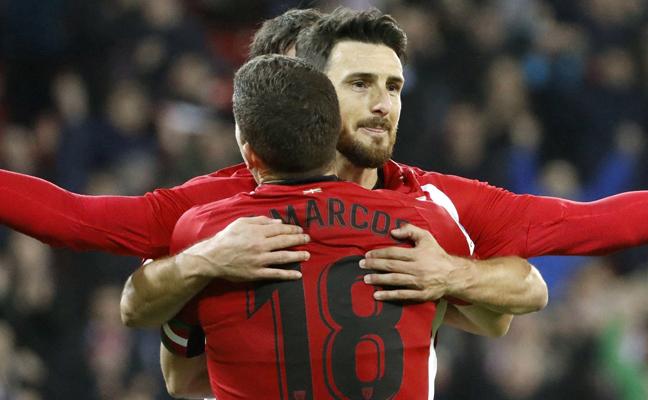 «Aduriz está decidiendo si sigue jugando al fútbol»