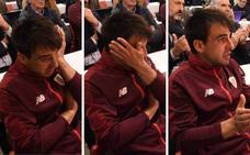 Beñat despide con lágrimas a su gran amigo