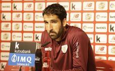 «Me da igual jugar previas europeas y no tener vacaciones», zanja Raúl García»