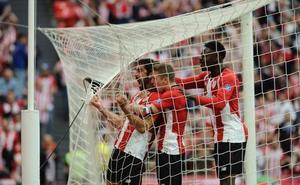 Vídeos de goles y resumen del Athletic-Celta