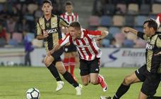 Iñigo Muñoz, de la pretemporada con Berizzo a ser baja en el Athletic