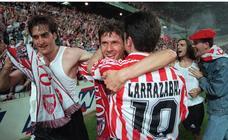 21 años de la clasificación del Athletic para la Champions League