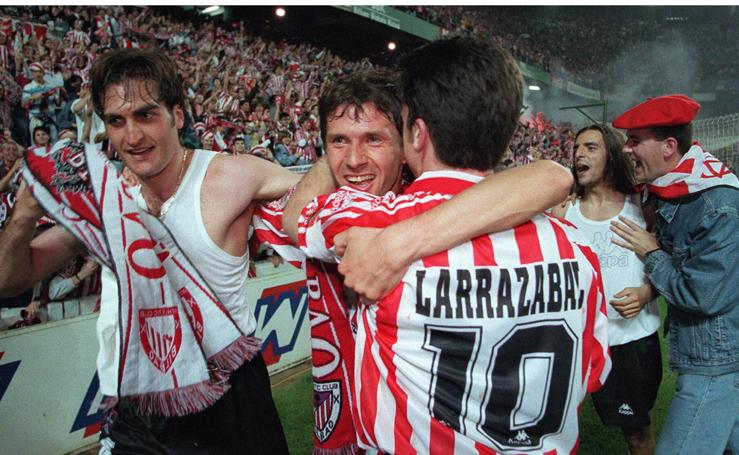 21 años de la clasificación del Athletic para la Champions League