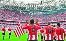 El Athletic se juega un mínimo de ocho millones en el Pizjuán