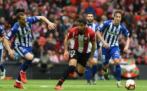 Raúl García jugará ante el Sevilla su partido 450 en Primera, la cuarta mejor marca actual