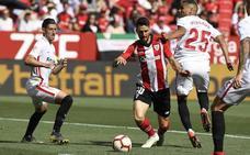 Elizegi: «Aduriz hará lo mejor para el Athletic»