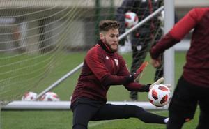 Remiro se despide del Athletic agradecido a Berizzo, Garitano y sus compañeros