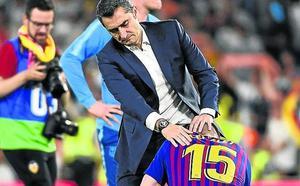 ¡Si nos hubiera tocado a nosotros un Barça así!