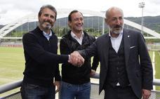 Etxeberria: «No pienso en el primer equipo, mi compromiso es con el Bilbao Athletic»