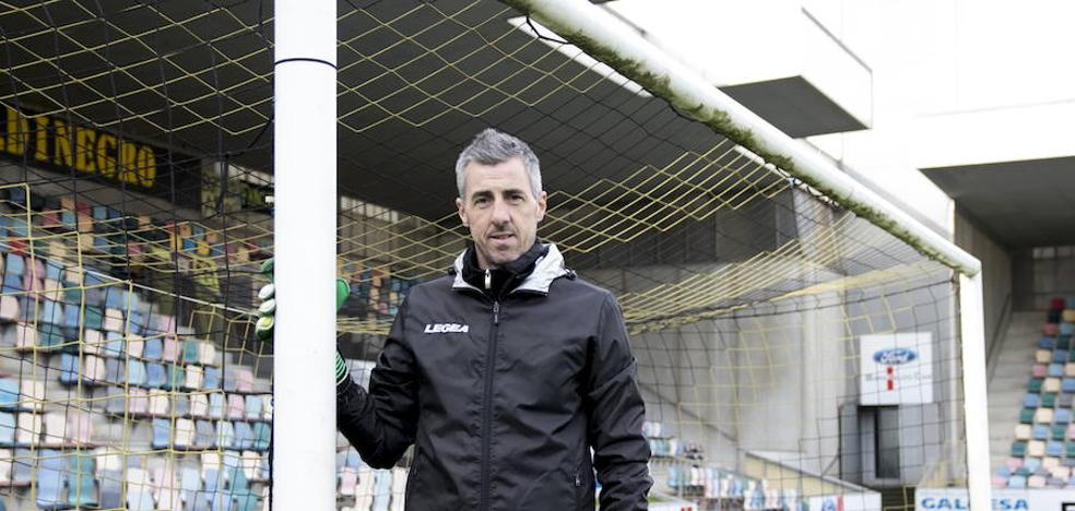 Iñaki Lafuente regresa a Lezama a entrenar a porteros de la cantera