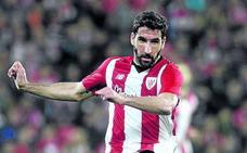 El Athletic negocia la ampliación del contrato de Raúl García