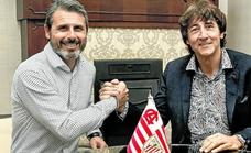 Patxi Salinas firma por dos temporadas como técnico del Basconia