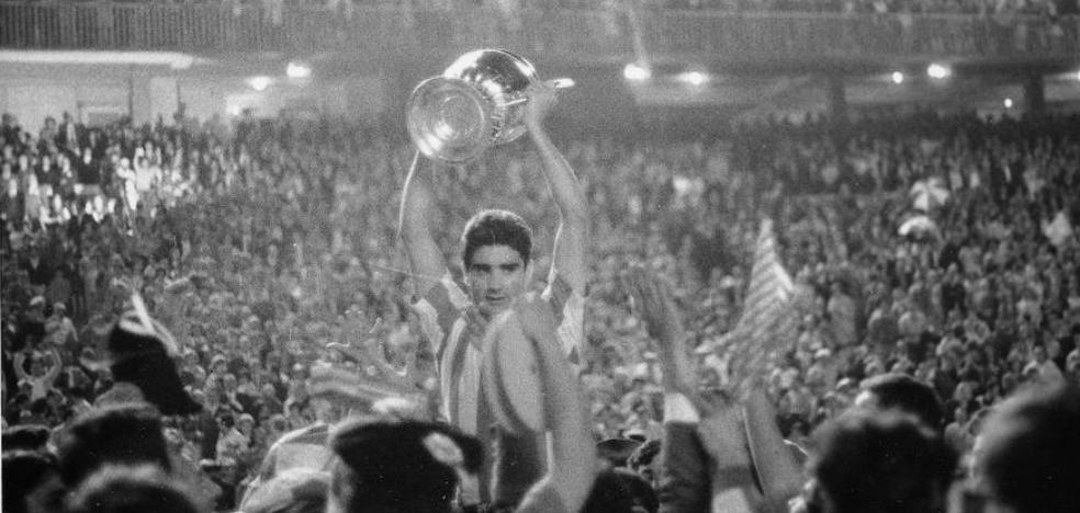 Un homenaje a los campeones de Copa de 1969