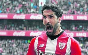 El Athletic espera renovar a Raúl García antes de la pretemporada