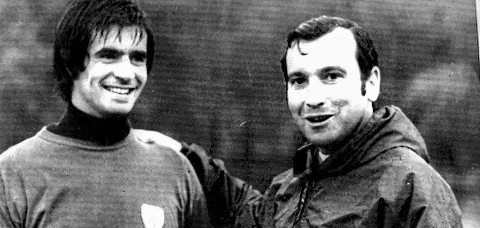 El héroe de aquel Athletic que «no le temía a nadie»