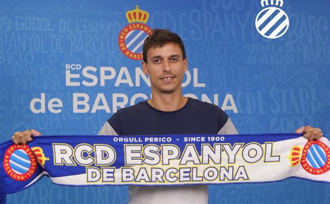 Iturraspe ya es jugador del Espanyol