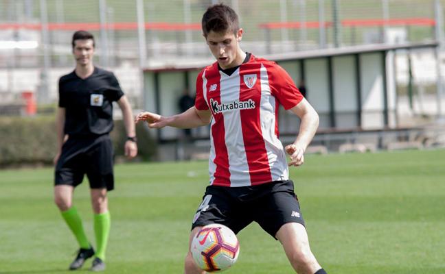 Sancet se queda fuera de la Eurocopa Sub'19