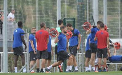 Ocho entrenamientos, dos partidos y un día de descanso en Alemania